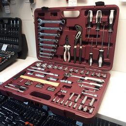 Наборы инструментов и оснастки - Набор инструмента для Авто и Дома Thorvik 77 предметов, 0