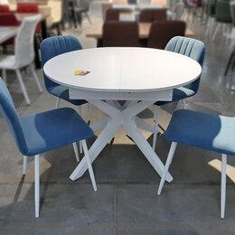 Столы и столики - Круглый стол Бенджамин керамопластик, 0