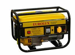 Электрогенераторы - Бензиновый электрогенератор Eurolux (Евролюкс)…, 0