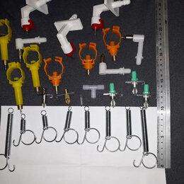 Прочие товары для животных - Крючок пружина,крюк пружинный для дверок клеток, 0