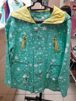 Куртки и пуховики - Ветровка летняя для девочки, 0