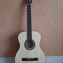 Акустические и классические гитары - Гитара 6-ти струнная, 0