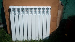 Радиаторы - Чугунные радиаторы нового образца, 0