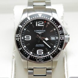 Наручные часы - Longines HydroConquest l3.641.4, 0