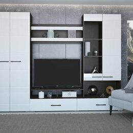 Шкафы, стенки, гарнитуры - Ненси-1 Гостиная, 0