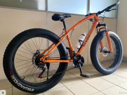Велосипеды - велосипед новый фэтбайк, 0