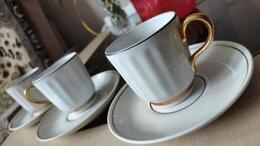 Кружки, блюдца и пары - Чашки для кофе СССР, 0