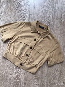 Рубашки и блузы - Рубашка Cargo Bershka, 0