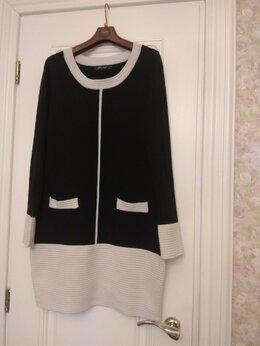 Платья - Трикотажное шерстяное платье в стиле  Chanel, 0