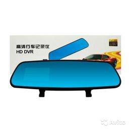 Видеокамеры - Зеркало с видеорегистратором HD DVR, 0