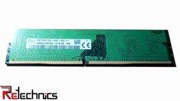Модули памяти - Оперативная память Hynix HMA851U6AFR6N DIMM 4GB 24, 0