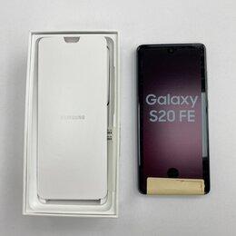 Мобильные телефоны - Samsung S20 FE 128GB - Blue, White, 0