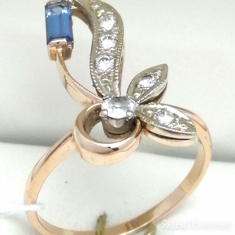 кольцо / размер 17 / 2,70г / золото 585 по цене 9987₽ - Комплекты, фото 0