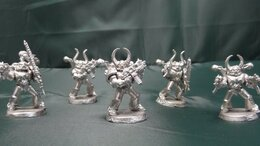 Модели - Warhammer 40000 chaos space marines squad 5…, 0