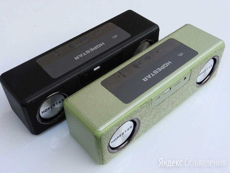 Hopestar A5 Беспроводная Bluetooth колонка с NFC по цене 1800₽ - Портативная акустика, фото 0