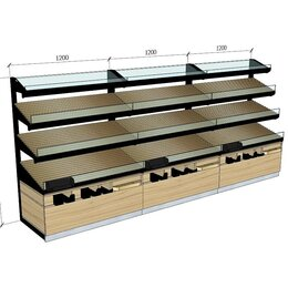 Витрины - Купить красивые витрины для выпечки и хлеба, 0