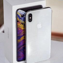 Мобильные телефоны - iPhone XS Max Silver 256gb новые Ростест, 0
