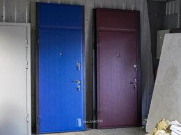 Входные двери - Дверь входная под высокий дверной проём, 0