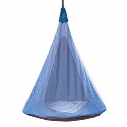 Аксессуары для садовой мебели - Москитная сетка для гамака, на диаметр 110 см, 0