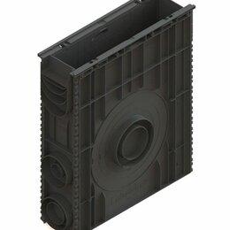Прочие аксессуары - Пескоуловитель сборный PolyMax Basic  пластиковый 500х160х600 мм, 0