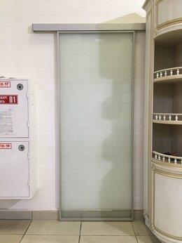 Межкомнатные двери - Подвесная дверь Komandor мателюкс, 0