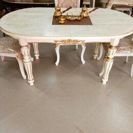 Столы и столики - Кухонный стол классика серия Версаче . , 0