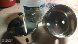 Для дрелей, шуруповертов и гайковертов - Алмазная коронка по керамике и стеклу, D 65мм, 0