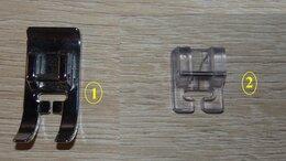 Аксессуары и запчасти - Лапки и приспособления для швейной машинки Pfaff, 0