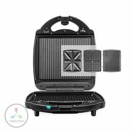 Сэндвичницы и приборы для выпечки - Мультипекарь REDMOND RMB-M701/3 PRO, 0