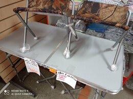 Походная мебель - комплект складной мебели Ника-ССТ-К2-стол+4…, 0