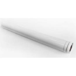 Дымоходы - Удлинитель дымохода ф75х500 мм, 0