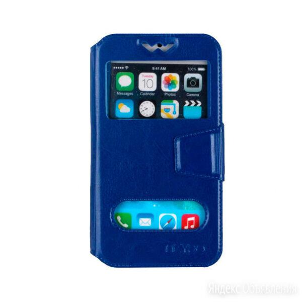 """Чехол универсальный NEYPO для смартфонов 3,4""""-3.8"""" синий (UNSM-2194) по цене 390₽ - Чехлы, фото 0"""