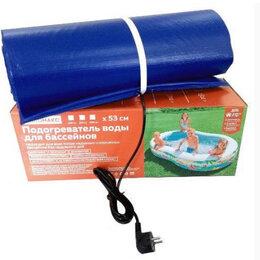 Тепловые насосы - Нагреватель для бассейнов до 6000 литров, 0