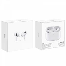 Наушники и Bluetooth-гарнитуры - Беспроводные наушники HOCO ES36 PRO White, 0