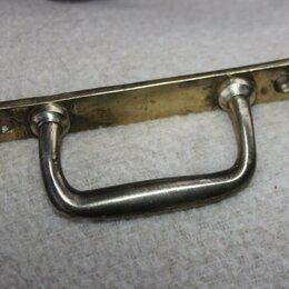 Ручки дверные - ручка стринная бронза клейма, 0