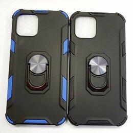 Чехлы - Чехол противоударный с держателем iPhone 12/12 Pro., 0