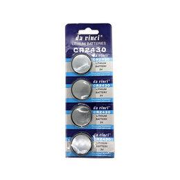 Батарейки - Батарейка CR2430, 0