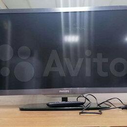 Телевизоры - Телевизор LCD Philips 37PFL6606 б/у, 0