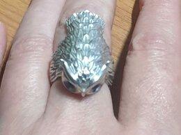 Кольца и перстни - Кольцо Сова серебро 925, Sokolov, 0