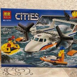Конструкторы - Конструктор Спасательный самолёт береговой охраны 10751, 0