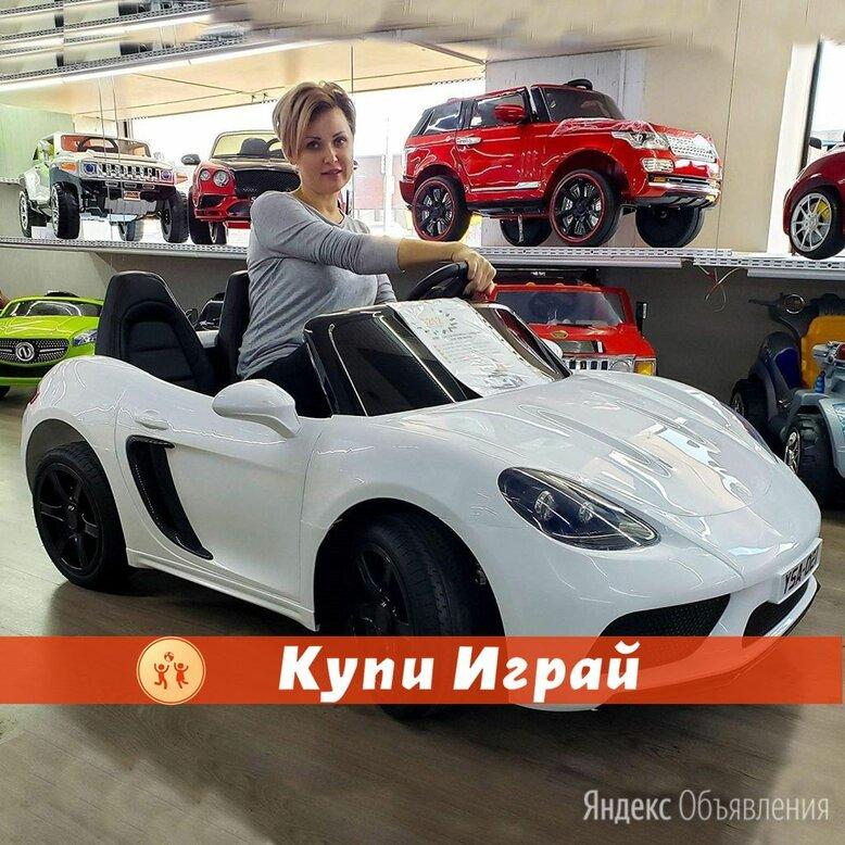 Детский автомобиль на аккумуляторе по цене 66950₽ - Электромобили, фото 0