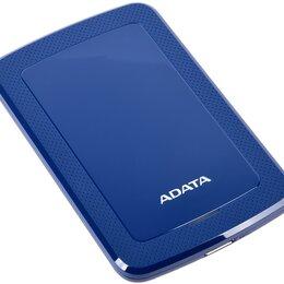 """Внешние жесткие диски и SSD - Внешний HDD A-DATA 2TB HV300 25"""" USB 3.1 синий…, 0"""