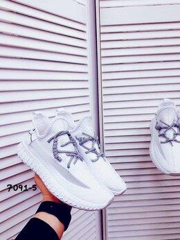 Кроссовки и кеды - Кроссовки женские белые , 0