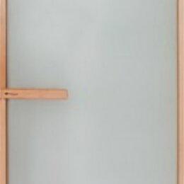 Двери - Дверь для бани и сауны полностью остекленная , 0