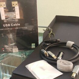 Компьютерные кабели, разъемы, переходники - Кабель USB2.0, 2 x A plug - B plug Prolink Cinema 1.2 м, 0