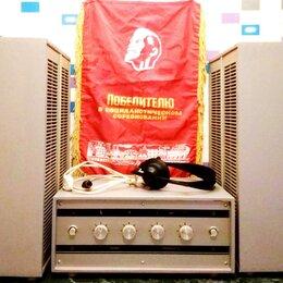 Комплекты акустики - Тембр - 2/М/С –усилитель, акустика, наушники. С хранения, под пломбами, 0