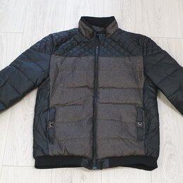 Куртки - Куртка весенняя мужская 46-48, 0