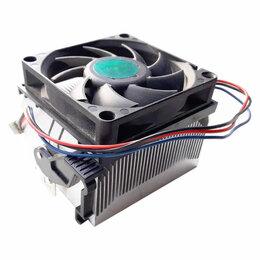 Кулеры и системы охлаждения - Кулер для процессоров AMD на Socket 754 или 939 glacialstars новый, 0