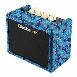 Гитарное усиление - Blackstar FLY3 BLUETOOTH Purple Paisle Мини…, 0