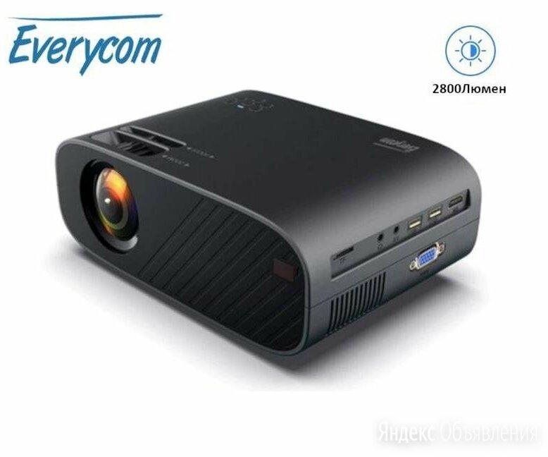 Проектор М 7, HD 720P, LED (новый в упаковке) по цене 6290₽ - Проекторы, фото 0